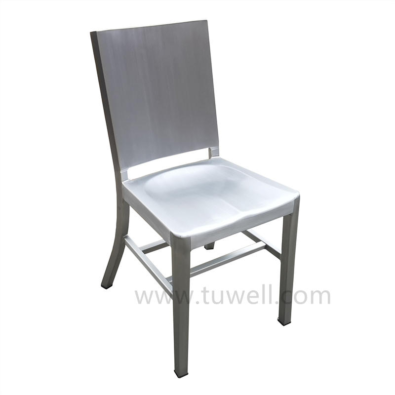 TW1036 Aluminum navy chair