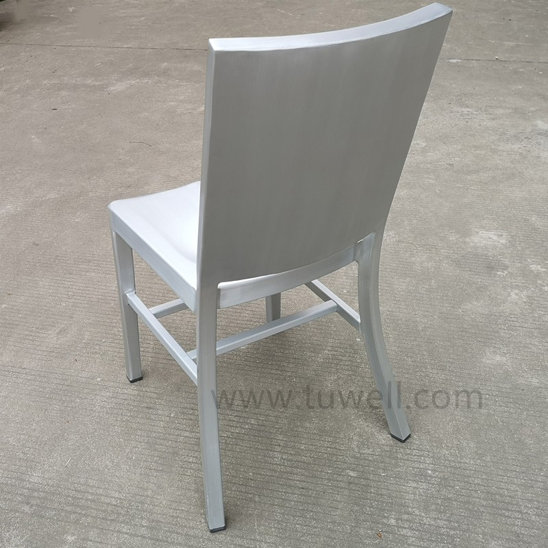 Tuwell-Oem Navy Dining Chairs Manufacturer | Navy Chairs-5